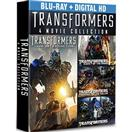 Transformers: Age Of Extinction 4-Movie Blu-ray Collection (4-Disc Blu-ray + Dig